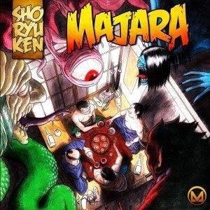 disco majara shoryuken 300x300 - Majara y Yeska nominados a los premios Garridorock2010