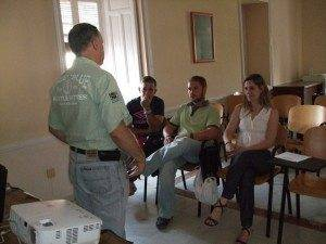 taller oratoria banco del tiempo 2010 300x225 - Finaliza el Taller de Oratoria del Banco del Tiempo