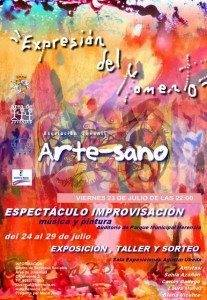 Pintura, arte y música unidos en expresión del momento 3