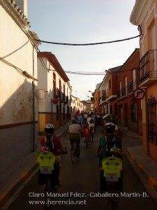 Mañana tendrá lugar la IV Marcha en Bicicleta contra el Cáncer 1