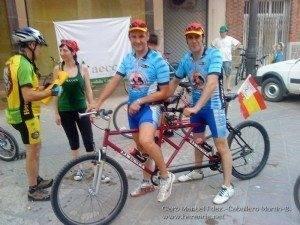 Abrumadora respuesta contra el cáncer en bicicleta 3