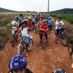 Quijotes en bicicleta herencia 2 150x150 - Éxito del II Campamento Itinerante Quijotes en Bicicleta