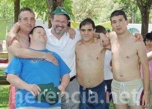 campeonato discapacitados 1 300x216 - Herencia presente en el IV Campeonato Deportivo para Personas con Discapacidad
