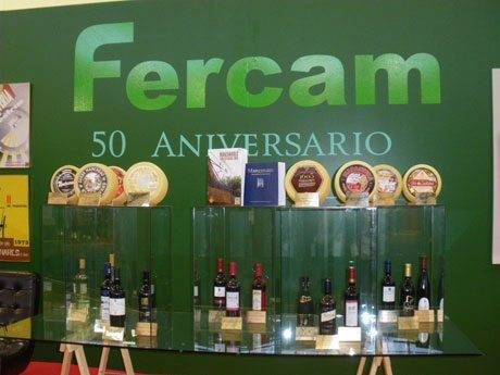 1605 medalla de oro en quesos curados en Fercam 1