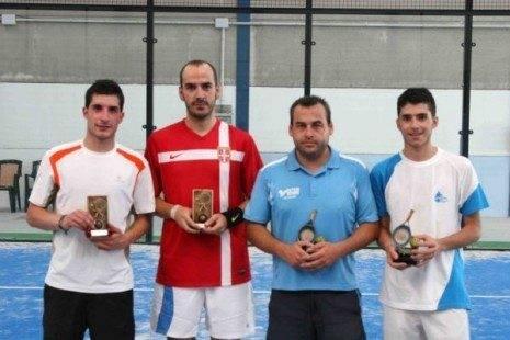 finalistas padelcrack 2010