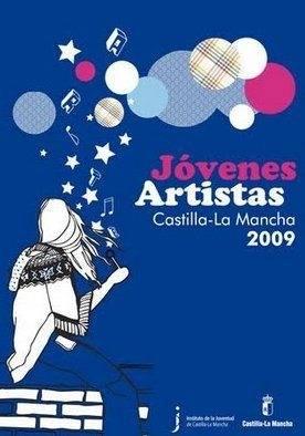 jonvenes artistas 2009  - Hoy se clausura la exposición de Jóvenas Artistas de CLM 2009
