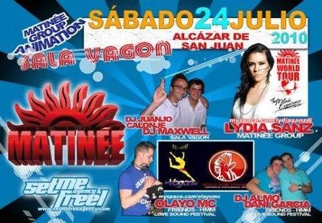 matinee friends 465x323 - La Matinee Summer Festival llega a Herencia con la colaboración de Disco Friends