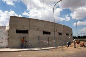 plaza de toros de herencia obras 300x200 - La plaza de toros como un recinto multiusos para verano