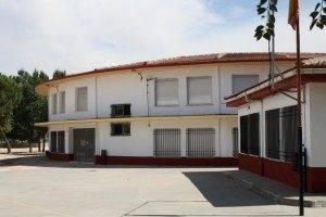 Importantes obras en los centros escolares de Herencia 3