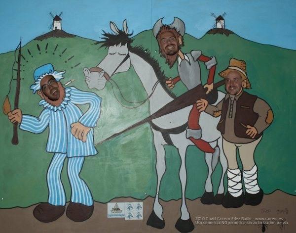 DSC 5788 carnaval herencia perle quijote by dcarrero - Fotografías. El Carnaval de Herencia presente en el Rastrillo de las Artes