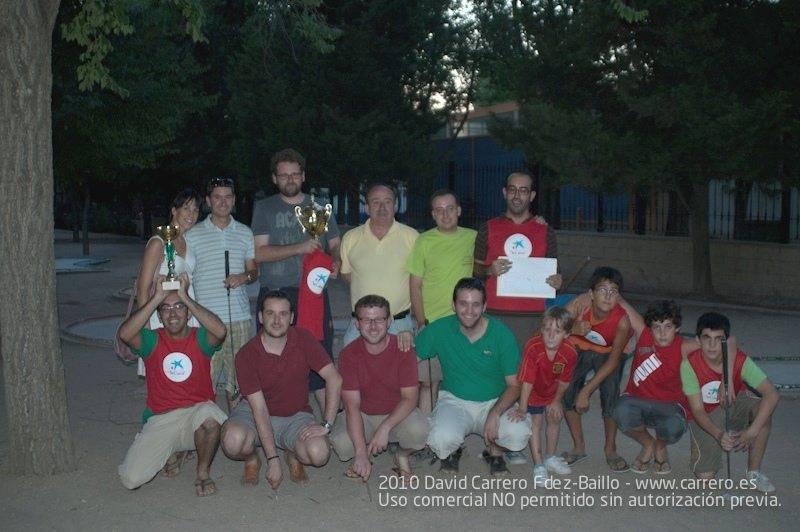 Rafael Carlos García se proclamó campeón del V Trofeo de Minigolf Barco de Colegas 7
