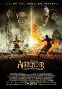airbender el ultimo guerrero 210x300 - Cartelera de cine del 20 al 26 de agosto 2010