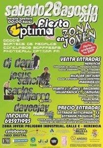 fiesta optima fm en Herencia
