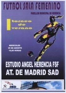 Pretemporada del Fútbol Sala Femenino local 3