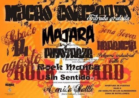 macro zona joven 465x328 - Majara actuará en el macro concierto de la Zona Joven