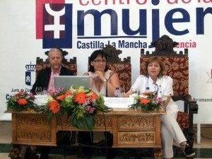 La delegada Carmen Teresa Olmedo inauguró las Jornadas de Salud 5