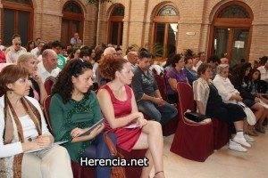 """Herencia 3 publico asistente 300x200 - """"Herencia, Legado del Viento"""", la nueva imagen turística"""