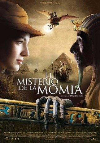 adele y el misterio de la momia - Cartelera de cine del 10 al 16 septiembre 2010