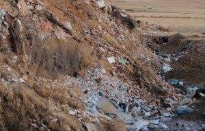 Este otoño se acometerá el sellado del vertedero y la recuperación medioambiental de la zona 3