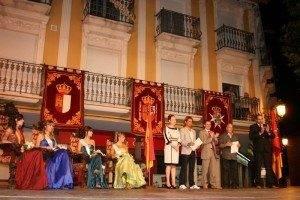 inauguración ferias 2010 300x200 - Inaugurada las Ferias y Fiestas en honor a la Merced