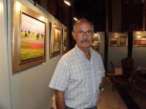 Manuel Fernández-Caballero expone en Torrevieja 3