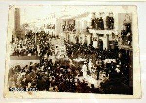 """La exposición """"El Carnaval de Herencia durante el franquismo"""" demuestra el interés nacional 3"""