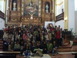 Los jóvenes cristianos de Ciudad Real se forman en Herencia 3