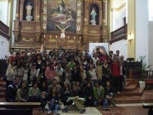 P1030888 300x225 - Los jóvenes cristianos de Ciudad Real se forman en Herencia