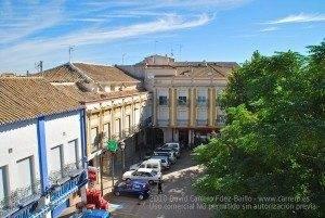 centro historico de Herencia Ciudad Real