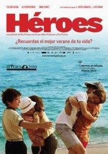 heroes pau freixas cine 211x300 - Cartelera de cine del 29-10 al 4 noviembre 2010