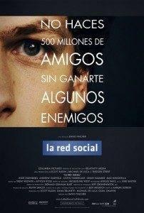 la red social 6683 202x300 - Cartelera de cine del 15 al 21 octubre 2010