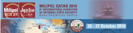 Tecnove Security expondrá en MILIPOL QATAR 2010 3