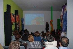 Conferencia Asociaci%C3%B3n Pueblo Saharaui Herencia 2010 1 300x201 - Herencia con el Sahara. Éxito de la I Conferencia de la Asociación de Amigos del Pueblo Saharaui