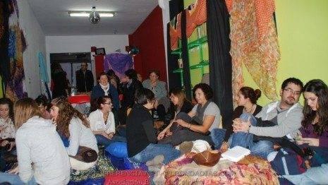 Conferencia Asociaci%C3%B3n Pueblo Saharaui Herencia 20101 465x262 - Herencia con el Sahara. Éxito de la I Conferencia de la Asociación de Amigos del Pueblo Saharaui