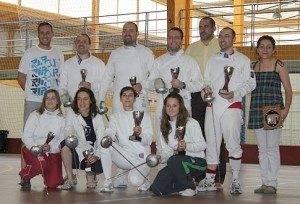esgrimaarchivo 300x204 - Herencia acogerá un Torneo Regional de Esgrima