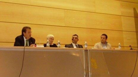 "jornadas ATA Mesa Redonda emprendedores 1 465x261 - Herencia en las Jornadas ""Autoempleo, otra salida profesional"""