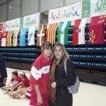 Joven deportista local presente en la XII Gala del deporte en Toledo 6