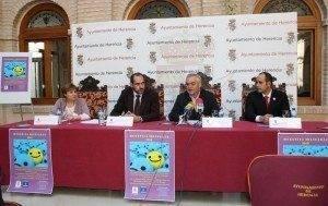 presentacion galardon solidario 300x189 - La Fundación Castellano-Manchega  de Cooperación avala el Galardón Herencia Solidaria