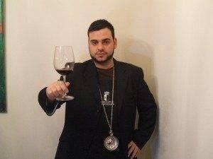 sumilleres y amigos del vino. Victor Martín-Buitrago