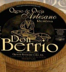 "Queso de Herencia Cofer ""Don Berrio"""