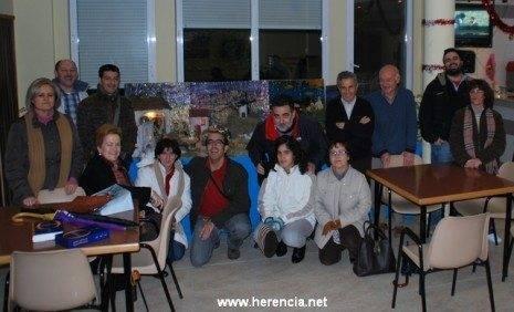 Ruta de Belenes Taller de Historia Local de Herencia-2010