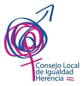 logo Consejo Igualdad Herencia - Lourdes Convertida Rodríguez-Palancas García-Arias gana el concurso del logo del Centro de Igualdad