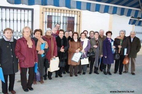 voluntariadosocialherencia 465x310 - Jornada de convivencia del grupo de voluntariado social del Ayuntamiento