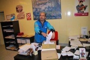 DSC 0021 300x201 - Seguros Soliss Herencia ha sorteado un gran cesta de navidad entre sus asegurados