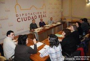 La Universidad Popular de Herencia trabja en la Junta Rectora Provincial 1