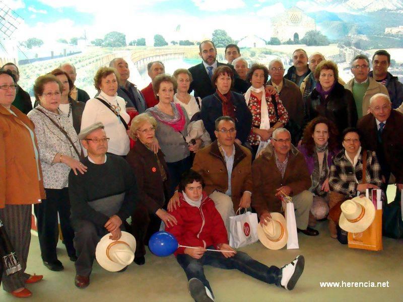 herencianos en fitur 2011 - Herencia promociona su carnaval y su turismo en FITUR 2011