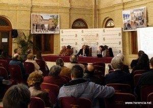Charla sobre urbanismo en Herencia