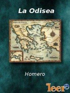 """Odisea 225x300 - Viaja junto a Odiseo en el club de lectura """"Clásicos"""" de Herencia"""