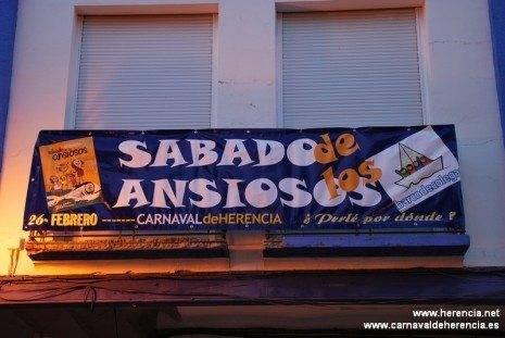 Herencia se engalan para recibir el Carnaval 5