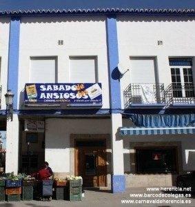 """cartelaniosos 2011 283x300 - Doce """"uvas"""" muy dulces darán la bienvenida al Carnaval de Herencia durante el Sábado de los Ansiosos"""